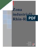 zona industriala rin ruhr