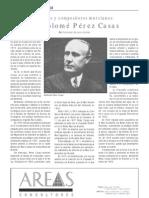 Bartolomé Pérez Casas, por Francisco Soriano