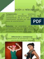 Comparacion y Relacion