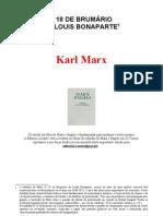 18 Brumário de Luis Bonaparte