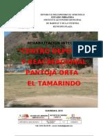 Proyecto Reparaciones Al Estadio Saturnino Leal