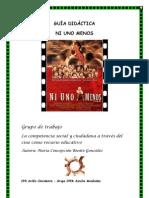 Guía didáctica Ni uno menos.pdf