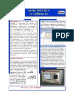 BTX in Ambient Air Analyzer