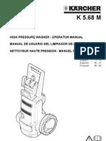 Hidrolavadora Karcher K 5.68 MD BTA-5167695-000-00