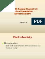 ElectroChemistry PPT