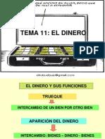 Tema 11-El Dinero