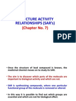 Chapt-7 Structure Activity Relationships- OK