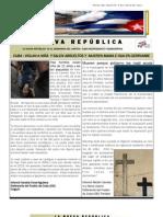 LNR 80 (Revista La Nueva Republica) 5 de Junio de 2013 Cubacid.org