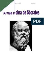 vida e obra de socrates - Cópia