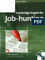 51811739 Cambridge English for Job Hunting