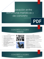 Exposicion 2 Acero vs Concreto