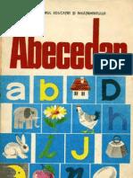 Abecedar-editia-1986 [Maria Giurgea/ Maria Georgescu Bostina]