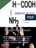 Amino Acizi.