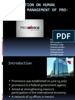 hrm promexico ppt