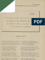 Reclams de Biarn e Gascounhe. - Yené 1934 - N°4 (38e Anade)