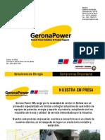 Presentación Gerona Power SRL nov 2012