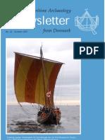 Maritime Archaeology Newsletter from Denmark 22, 2007