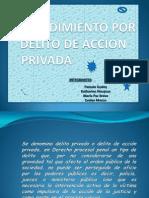 accion privada