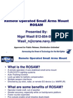 NAVSEA SOSAM & other mounts.ppt