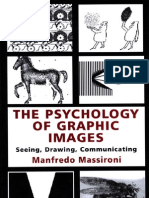107094462 Massironi the Psychology of Graphic Images