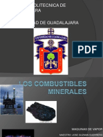 Los Combustibles Minerales