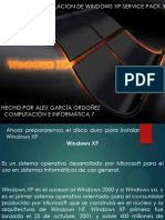 Como Instalar Windows Xp Paso a Paso