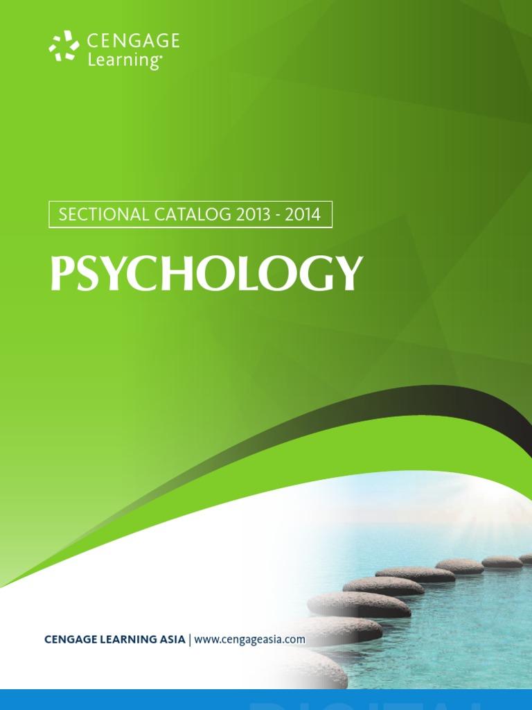 Cengage psychology books 2013 mental disorder dsm 5 fandeluxe Gallery