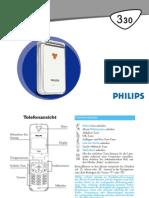 Philips 330 Benutzerhandbuch