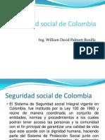 Sistema General de Seguridad Social en Salud....