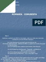 Romania Comunista