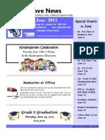 June News 2013