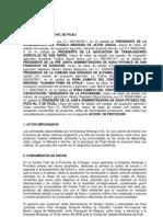 2009 - Contra Brocoleros s - Pujili_presentacion_amparo