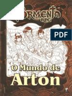 Tormenta RPG - O Mundo de Arton - Taverna Do Elfo e Do Arcanios
