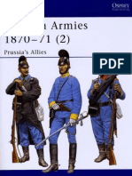 Osprey - Men-At-Arms 422 - German Armies 1870-71 (2) Prussia's Allies