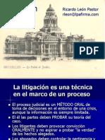 Litigación oral, introduccion.ppt