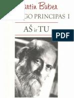 Martin.buber. .Dialogo.principas.I.as.Ir.tu.1998.LT