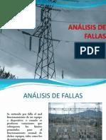 ANÁLISIS DE FALLAS (alta tension I)
