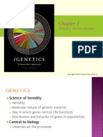 Chapter 1 Genetics and Introduction(1) From book I Genetics