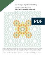 Islamic Geometric Ornament