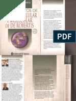 Fund. Biologia Cel y Mol de Robertis