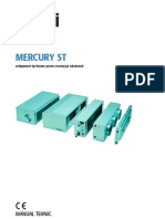 Ventiloconvector Mercury