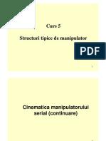 Mecatronica Curs 5