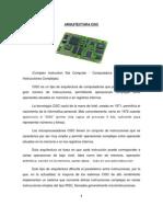 58557805 Arquitectura Cisc y Risc