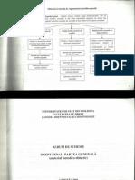 Drept Penal în Rep. Moldova. Album de scheme. Partea 1.