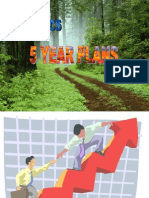 India & 5 Year Plans