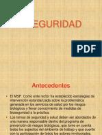 PRESENTACIÓN NORMAS DE BIOSEGURIDAD FRANCIA
