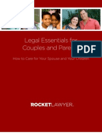 Legal Essentials for Couples and Parents