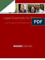 Legal Essentials for Retirees