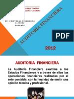 AUDITORÍA FINANCIERA - 1