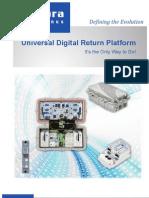 M11-004 RevB UniversalDigitalReturnPlatform Brochure 8 5x11